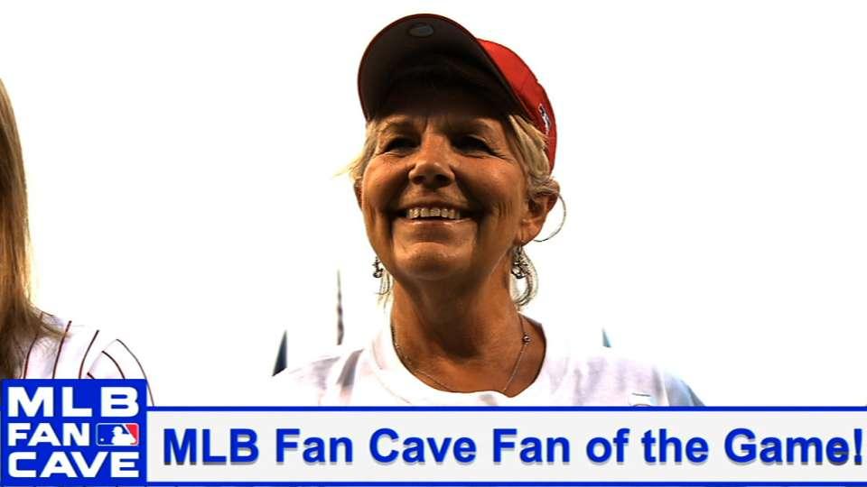 Fan Cave 'Fan of the Game'