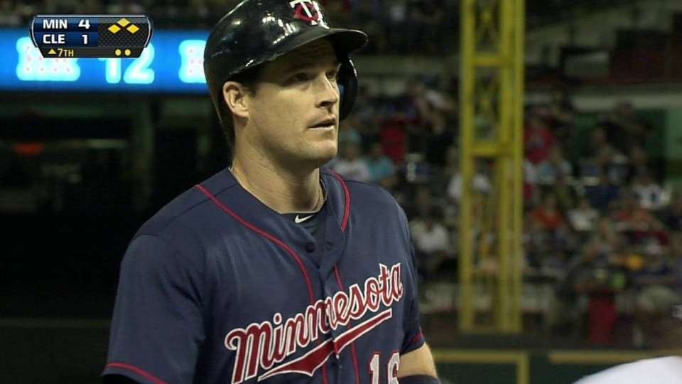 Willingham's two-run double
