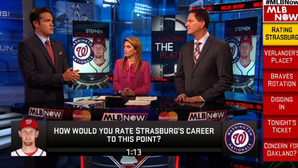 Crowding the Plate: Strasburg