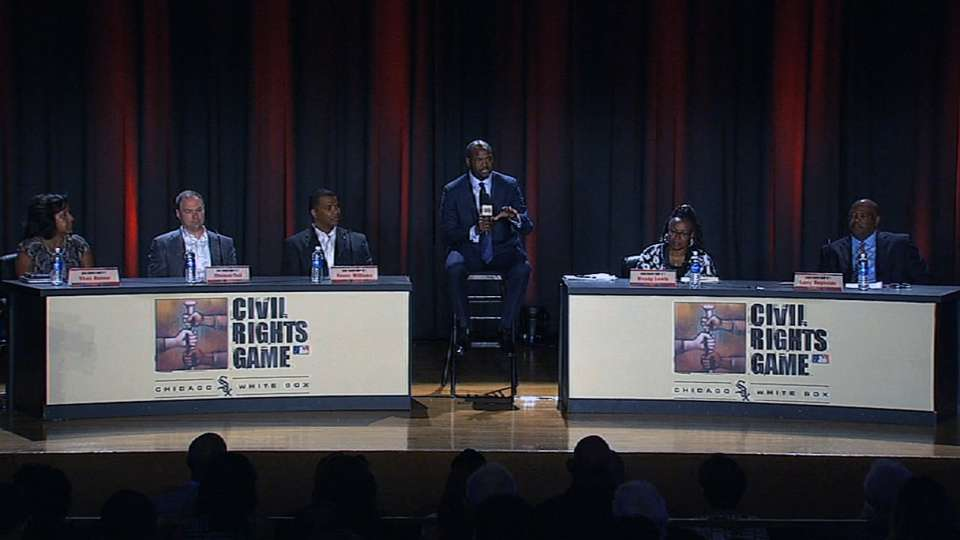 Civil Rights Game Roundtable