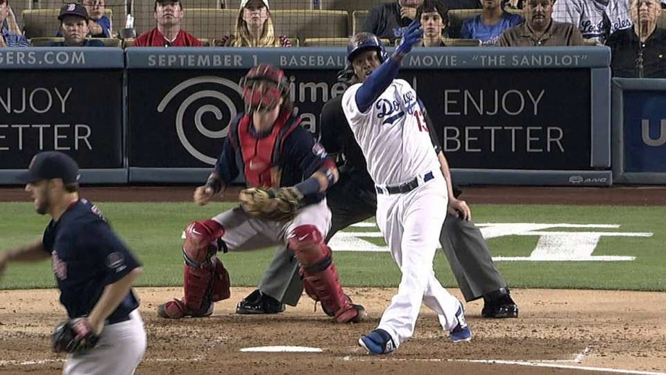 Hanley's two-run homer