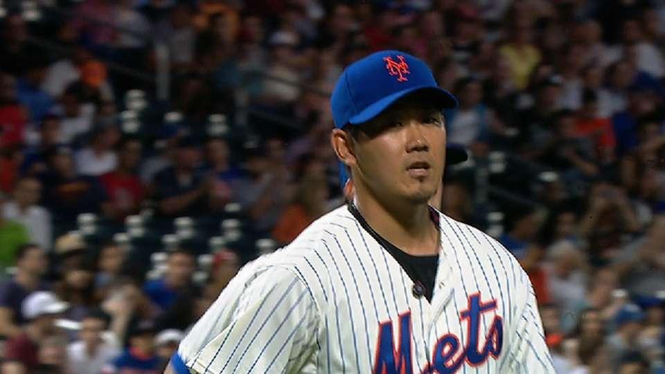 Dice-K's Mets debut