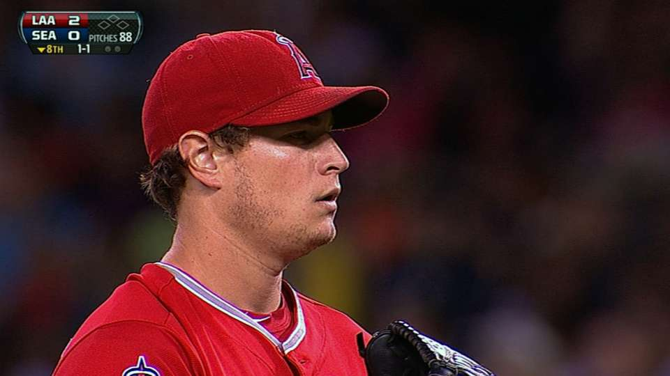 Richards' great outing