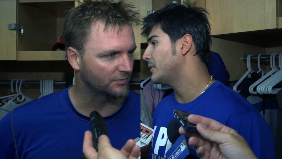 Rangers discuss win