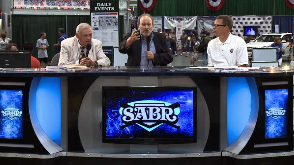 SABR Panel on Jackie's legacy