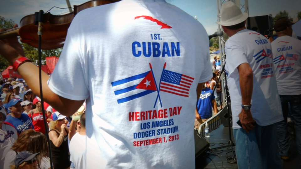 Dodgers' Cuban Heritage Day