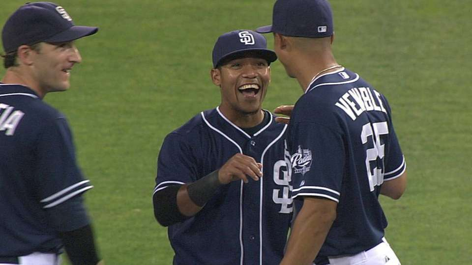 Amarista turns two to seal win