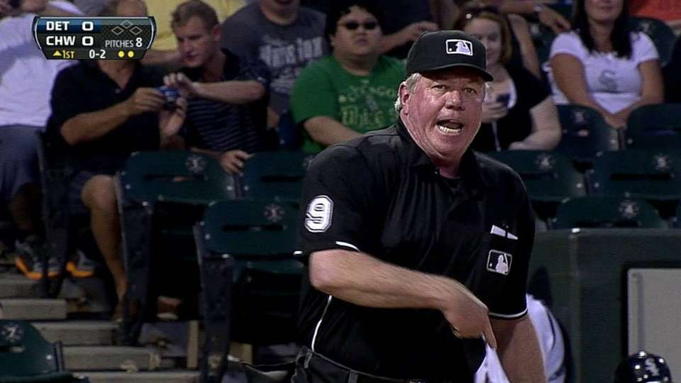 Miggy and Leyland get tossed