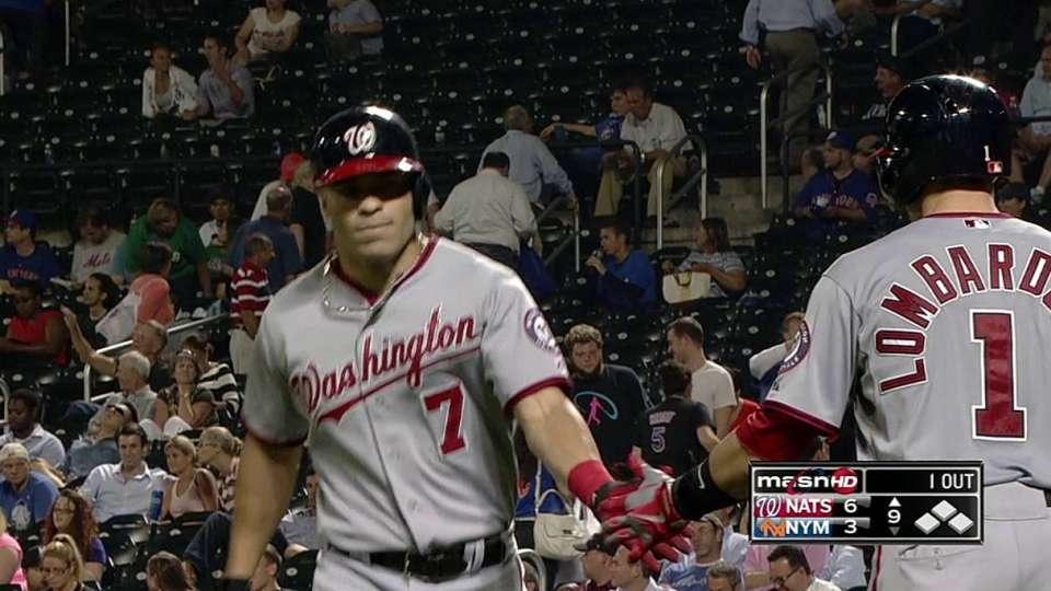 Hairston's two-run homer
