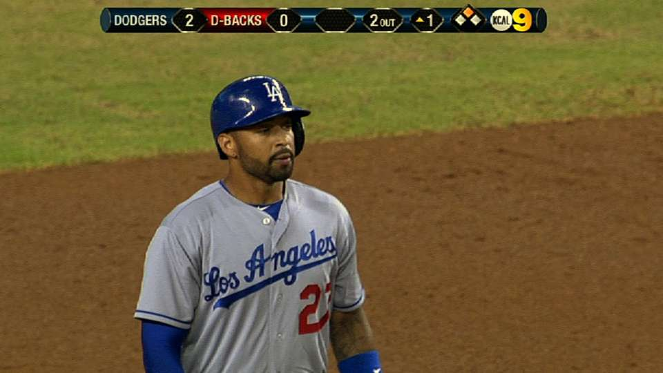 Kemp's four-hit game
