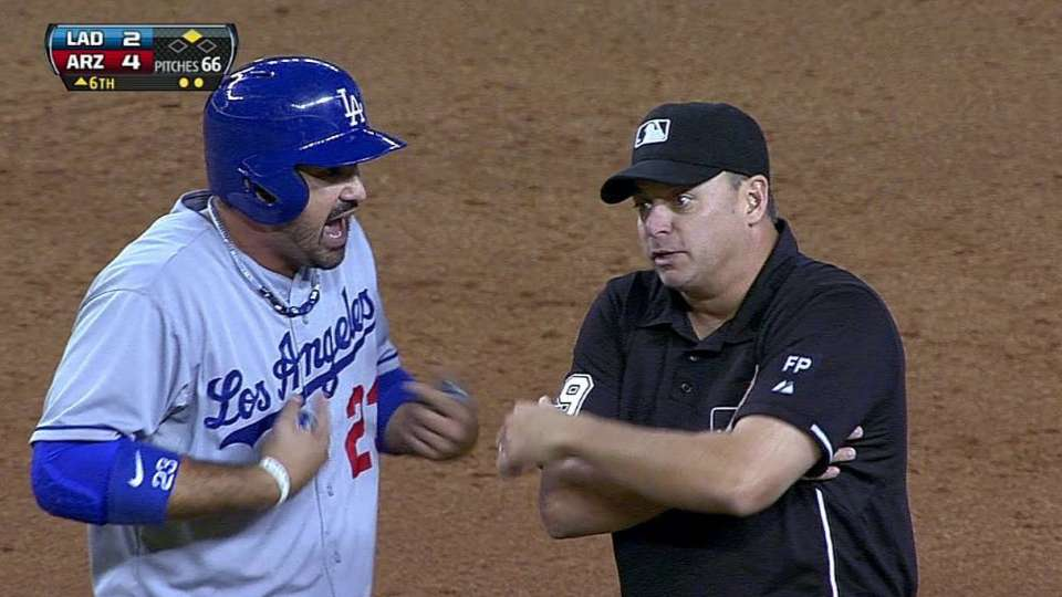 Adrian's ejection