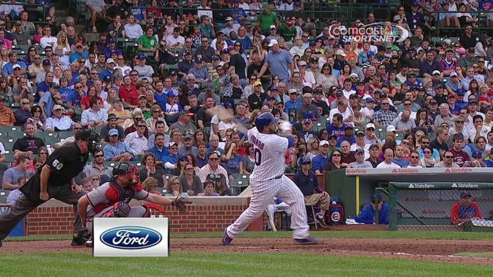 Navarro's game-tying homer