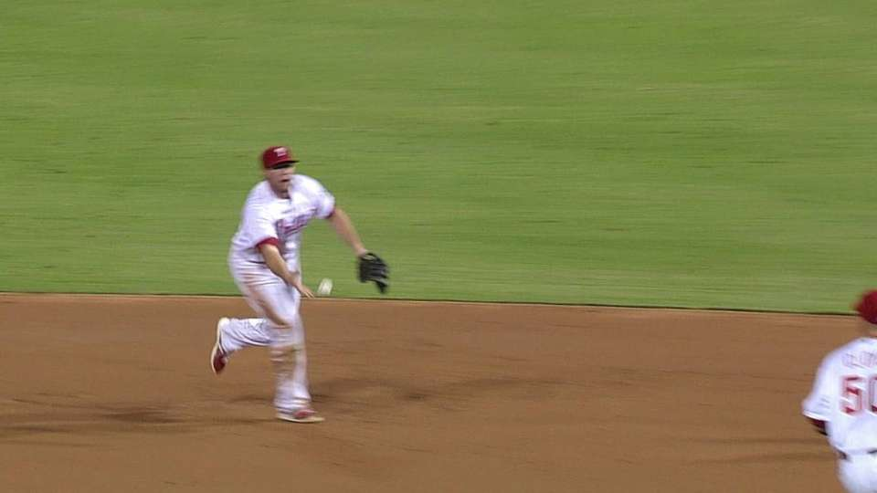 Ruf's diving stop