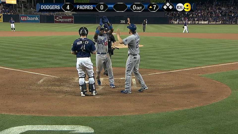 Puig's two-run jack