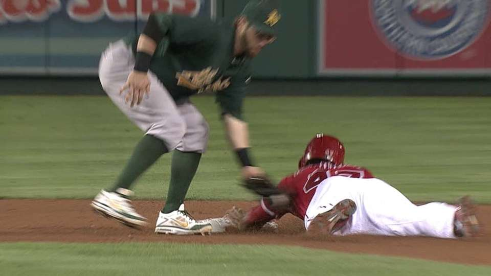 Vogt throws out Kendrick