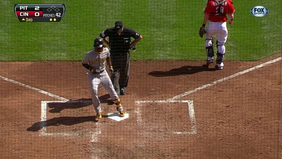 McCutchen's back-to-back jack
