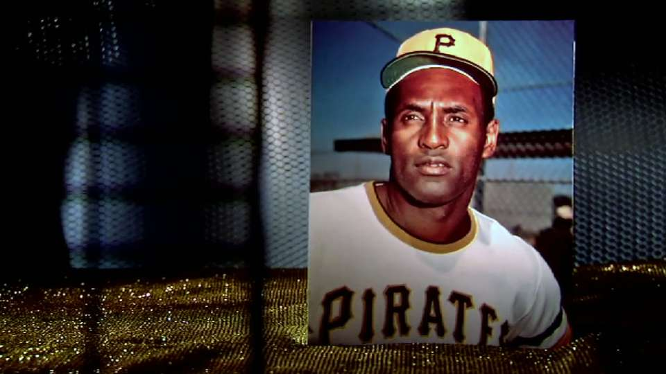 Roberto Clemente Feature