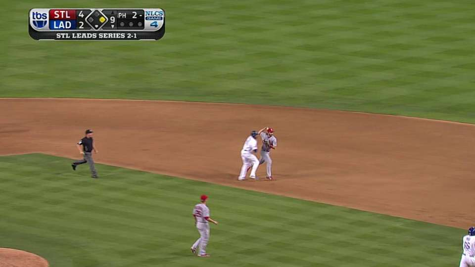 Rosenthal gets two