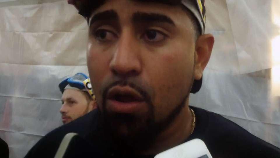 Morales otra vez en S.M.