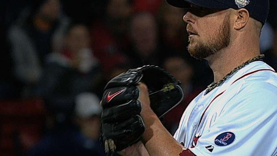 Lester on glove speculation