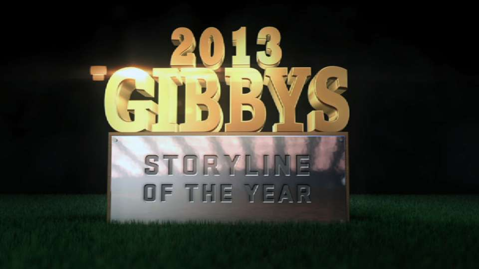 GIBBYs: Storyline of the Year
