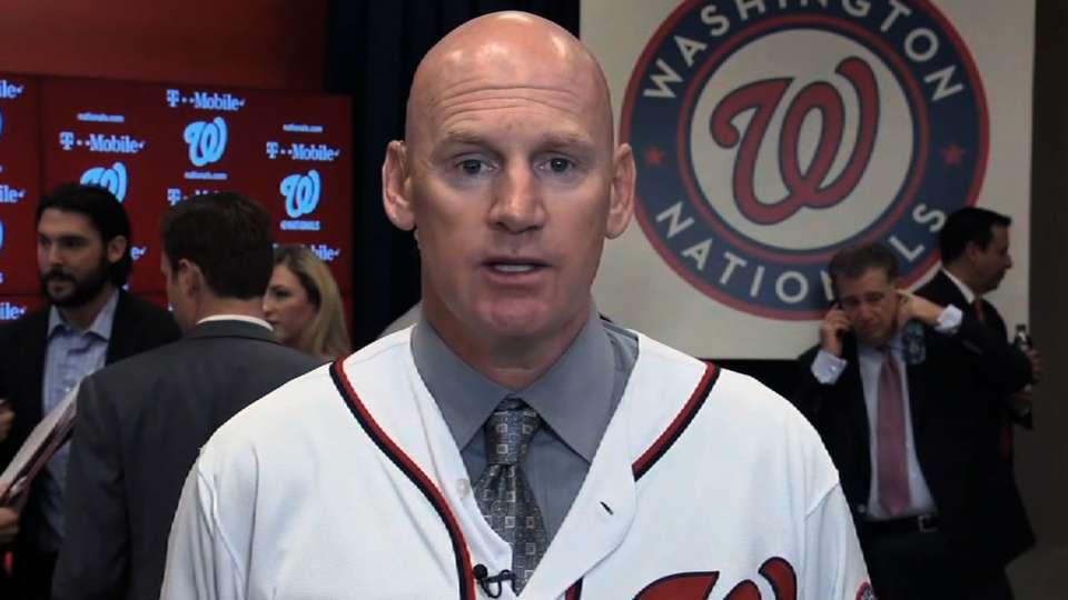Matt Williams joins MLB Tonight