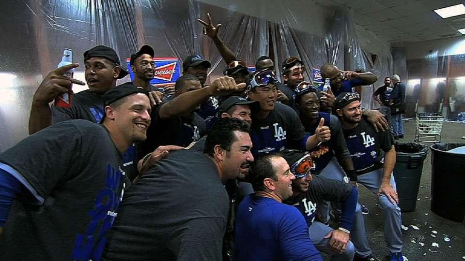 GIBBYs Storyline: Dodgers