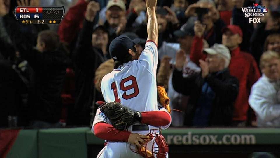 GIBBYs Storyline: Red Sox