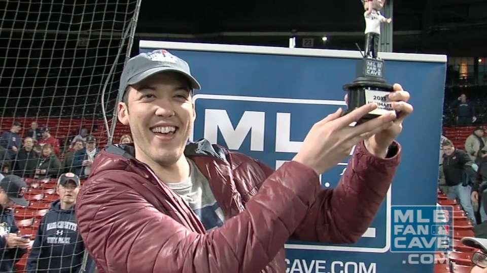 2013 MLB Fan Cave Winner