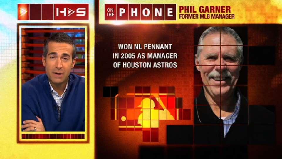 Garner talks Tigers new skipper