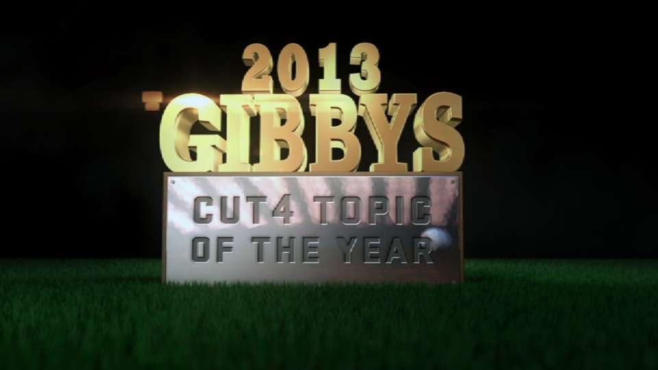 GIBBYs: Cut4 Topic of the Year