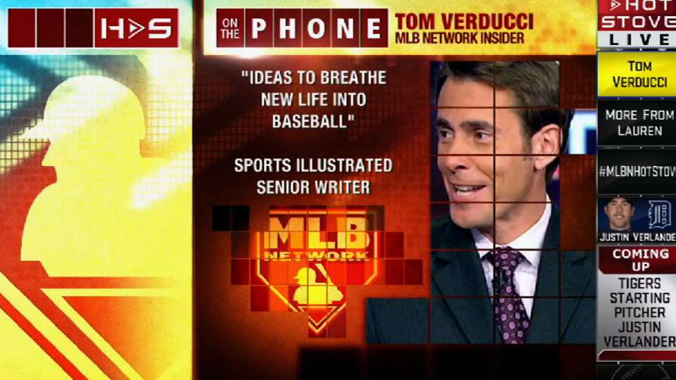 Tom Verducci on Hot Stove