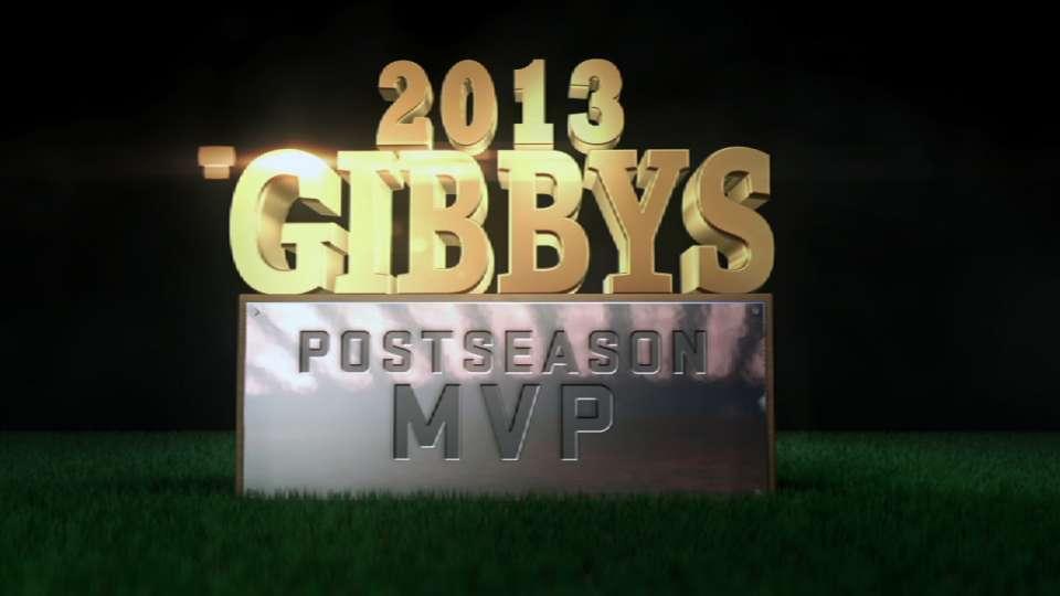 2013 GIBBYs: Postseason MVP