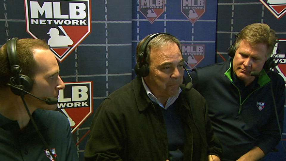 Garagiola Jr. on expanded replay