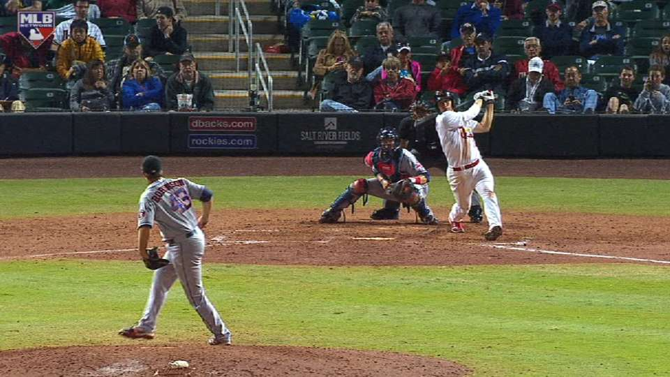 Piscotty's bases-clearing triple