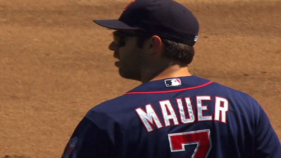 Bollinger on Mauer's move