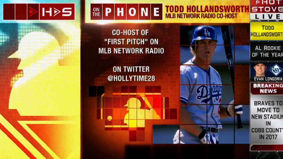 Hollandsworth on Hot Stove