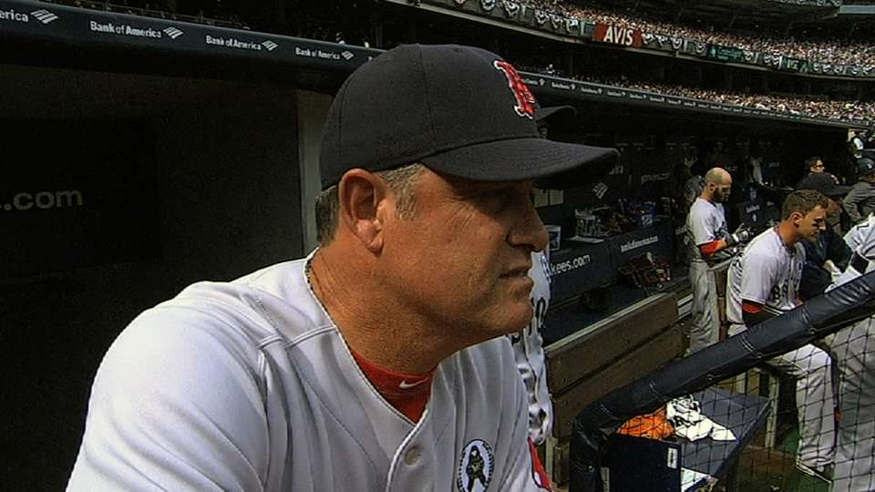 AL Manager Candidate: Farrell