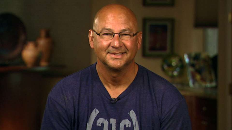 Francona on winning AL MOY