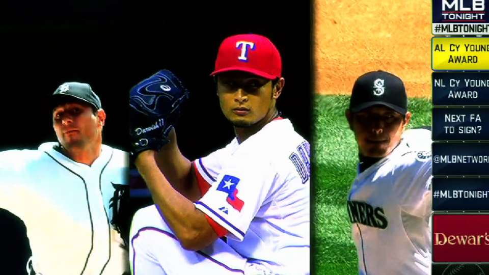 Previewing the Cy Young Awards