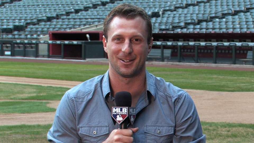Scherzer chats with MLB Network