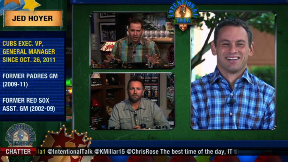 Jed Hoyer on Intentional Talk