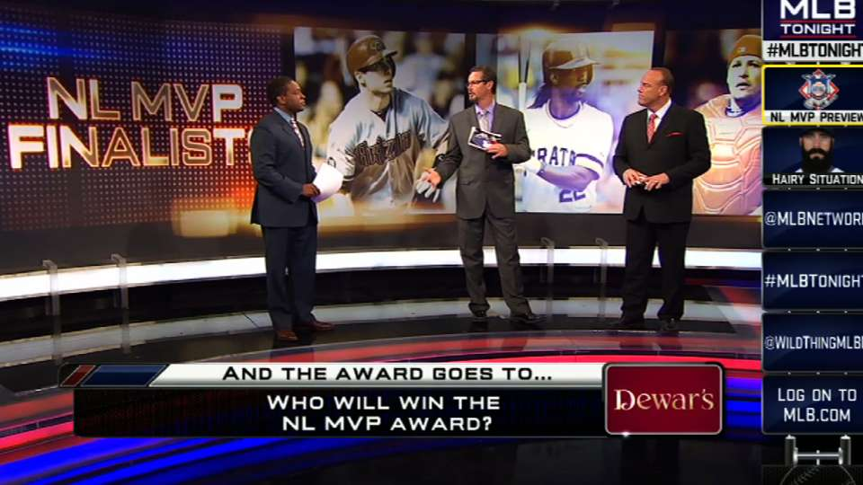 MLB Tonight on the MVP Races