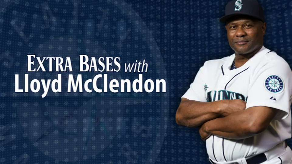 Extra Bases with McClendon