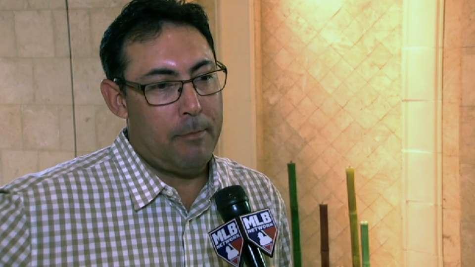 Ruben Amaro Jr. on Inside MLB