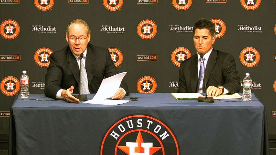 Crane discusses Astros' lawsuit