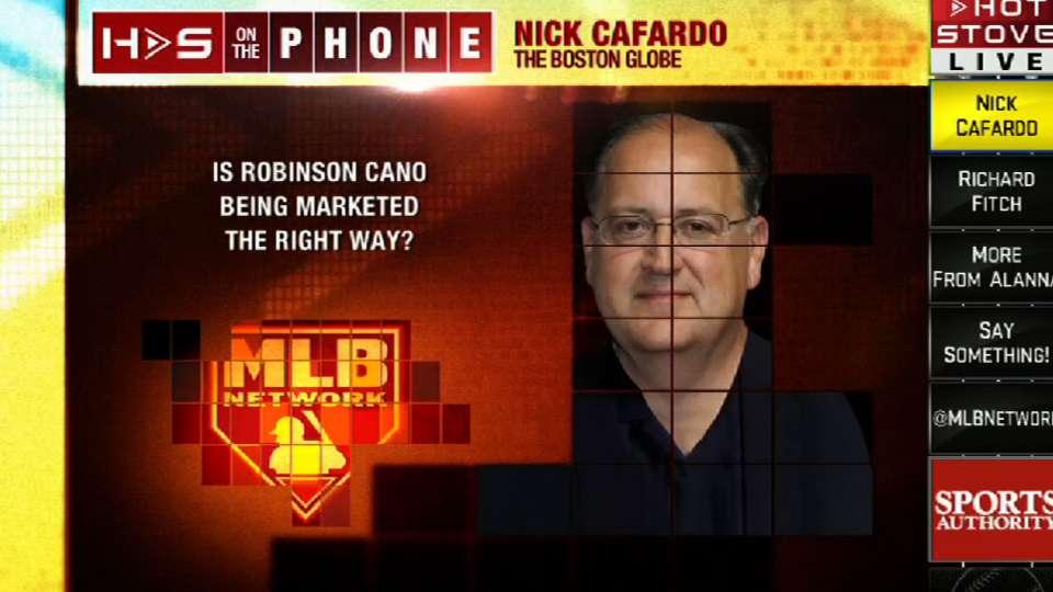 Nick Cafardo on Hot Stove