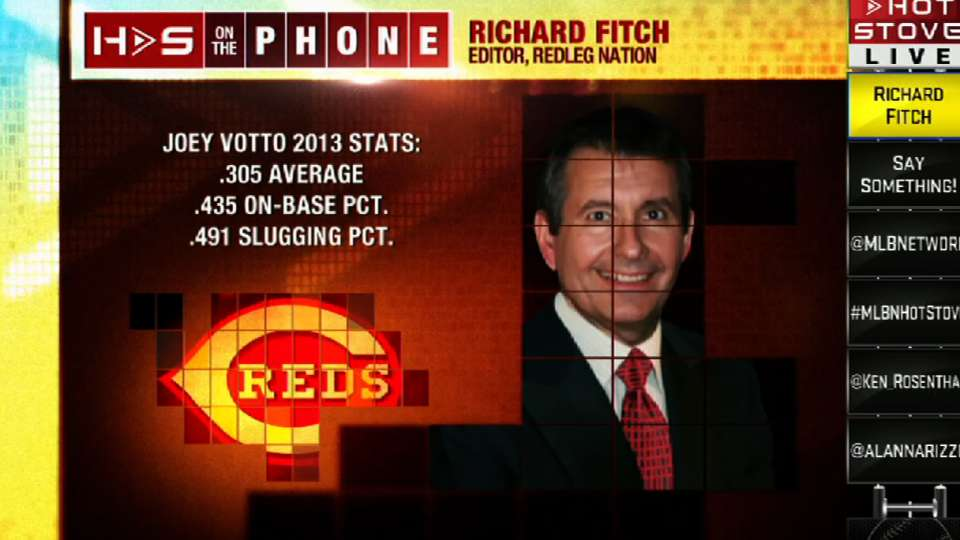 Fitch on Hot Stove