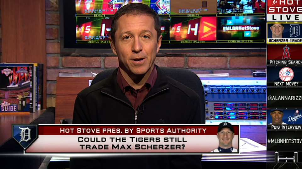 Leading the League: Scherzer