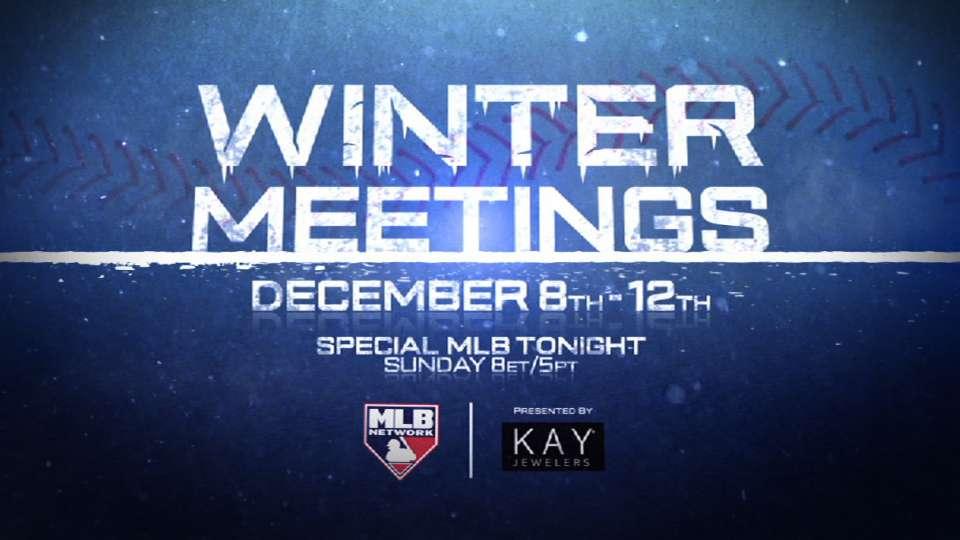 Winter Meetings on MLB Network